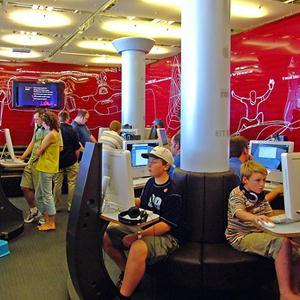 Интернет-кафе Вознесенского