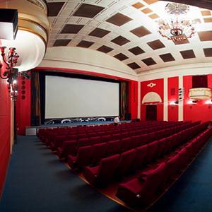 Кинотеатры Вознесенского