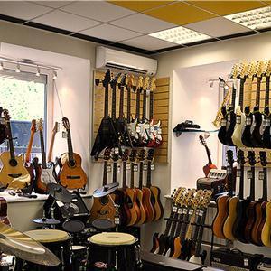 Музыкальные магазины Вознесенского