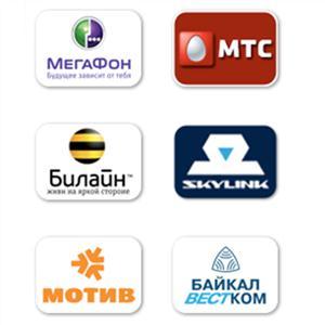 Операторы сотовой связи Вознесенского
