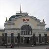 Железнодорожные вокзалы в Вознесенском